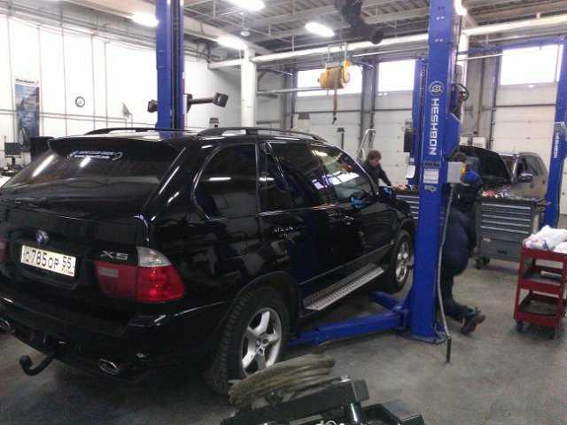 [ОТЧЕТ] BMW X5 E53 о замене цепи раздатки без снятия раздатки